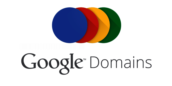 Let start your web with Google Domains