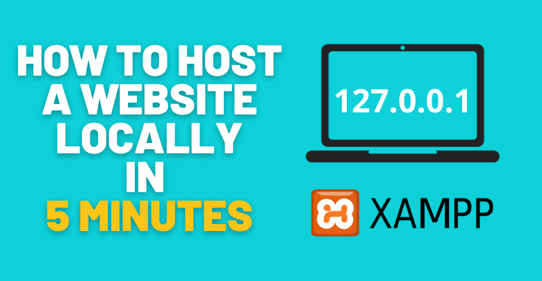 How to host a website locally – in 5 minutes